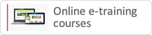 Online e-training courses