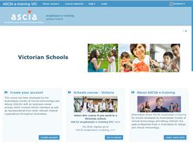 Vic Schools etraining